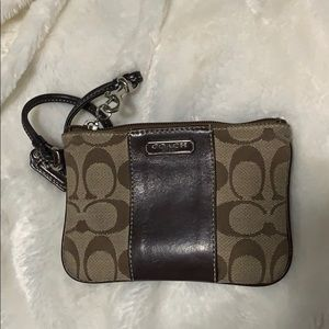 Coach Small Wallet/ Clutch